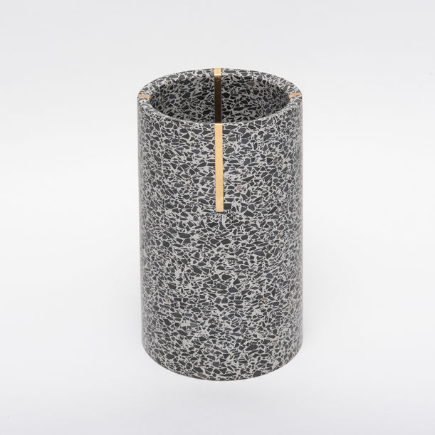 Flint Vase by Joyce Wang Studio