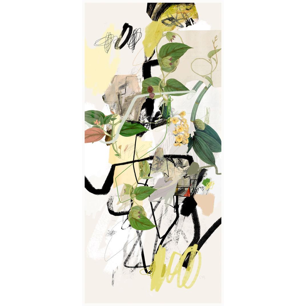 Vertical Garden 21-002 by Sander Steins