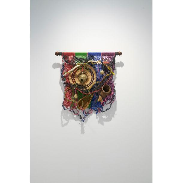 Weaving of Memorable Space (No. 9) by Santi Wangchuan