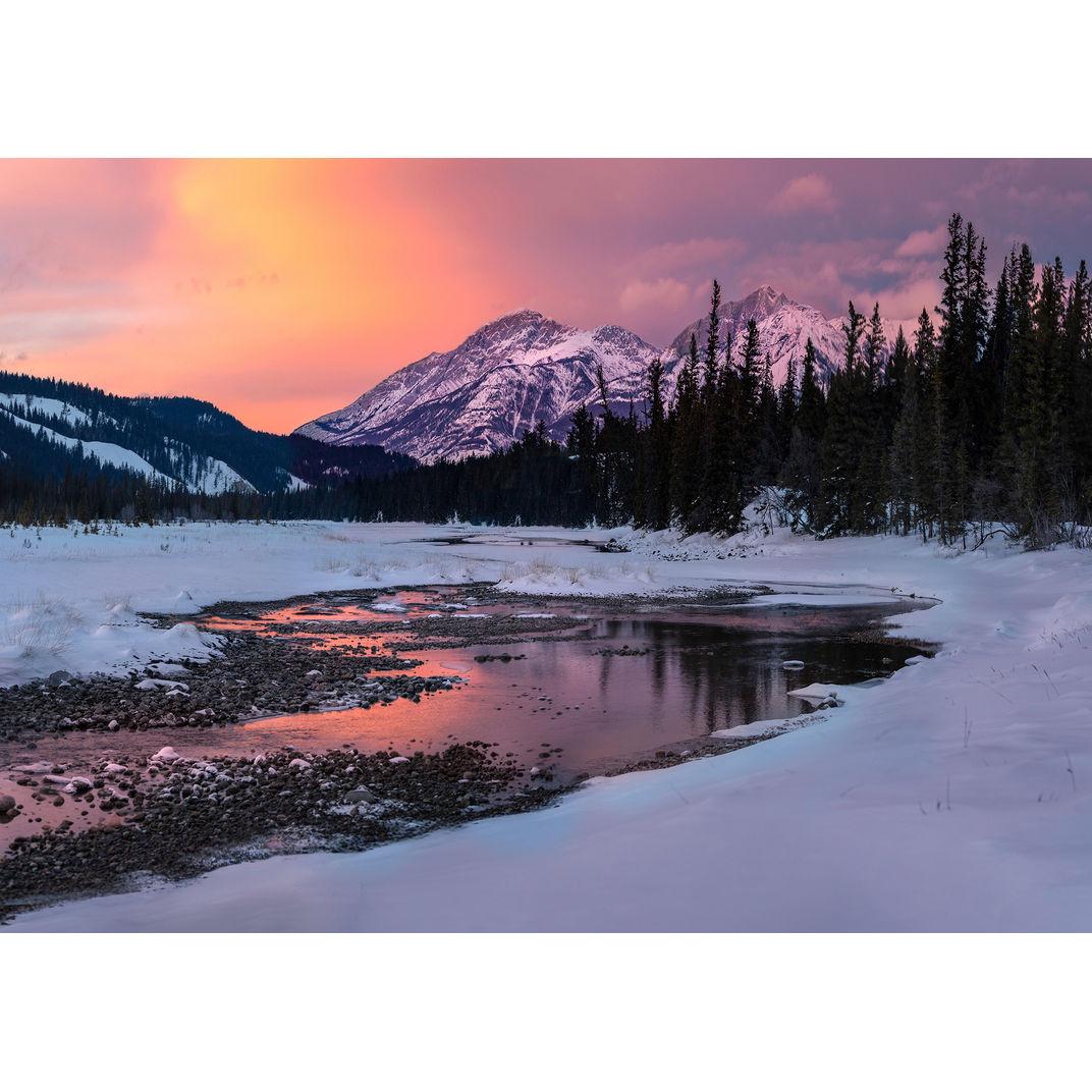 Frozen Land by Harry Jones