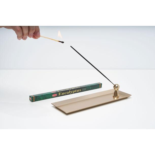 Pinocchio incense stick holder by HAEYAJI Inc.