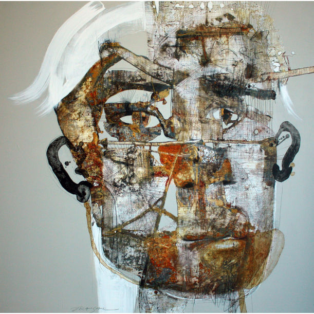 The Face No.1 by Jirasak Plabootong