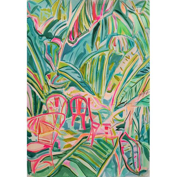 Under the Banana Trees by Emi Avora