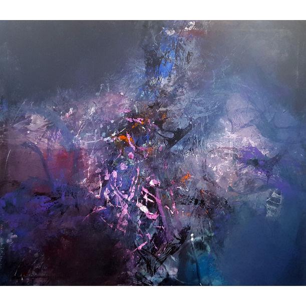 """The wonderful morning dreams of Alice"" - Composition 29 by Kloska Ovidiu"