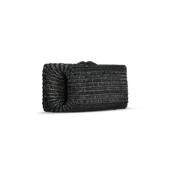M Clutch by Rita Nazareno