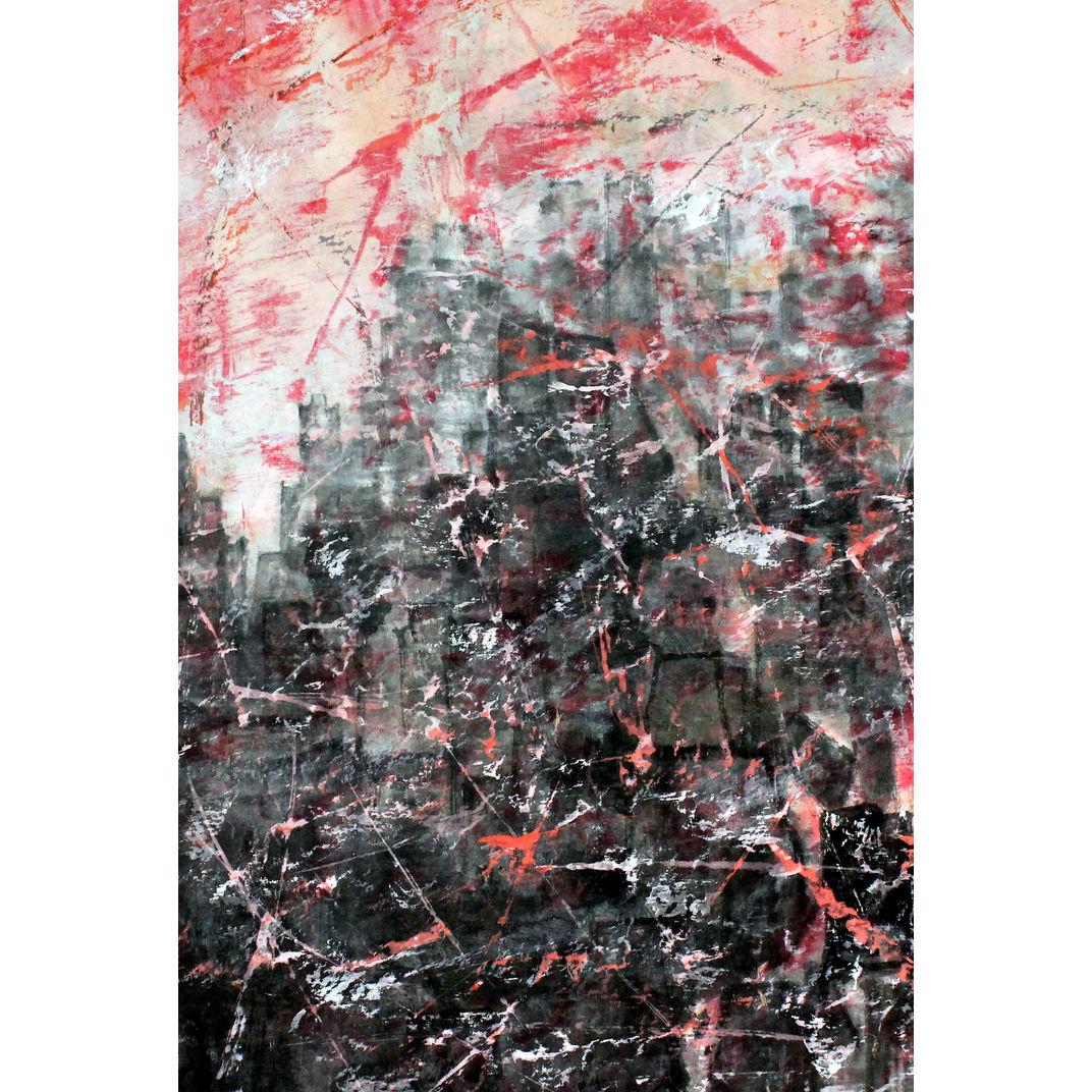 炽热 1 by Li Jian Gang