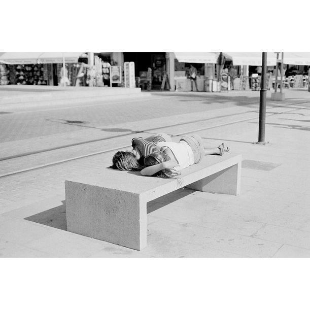 Intimacy Bench by Natalia Poniatowska