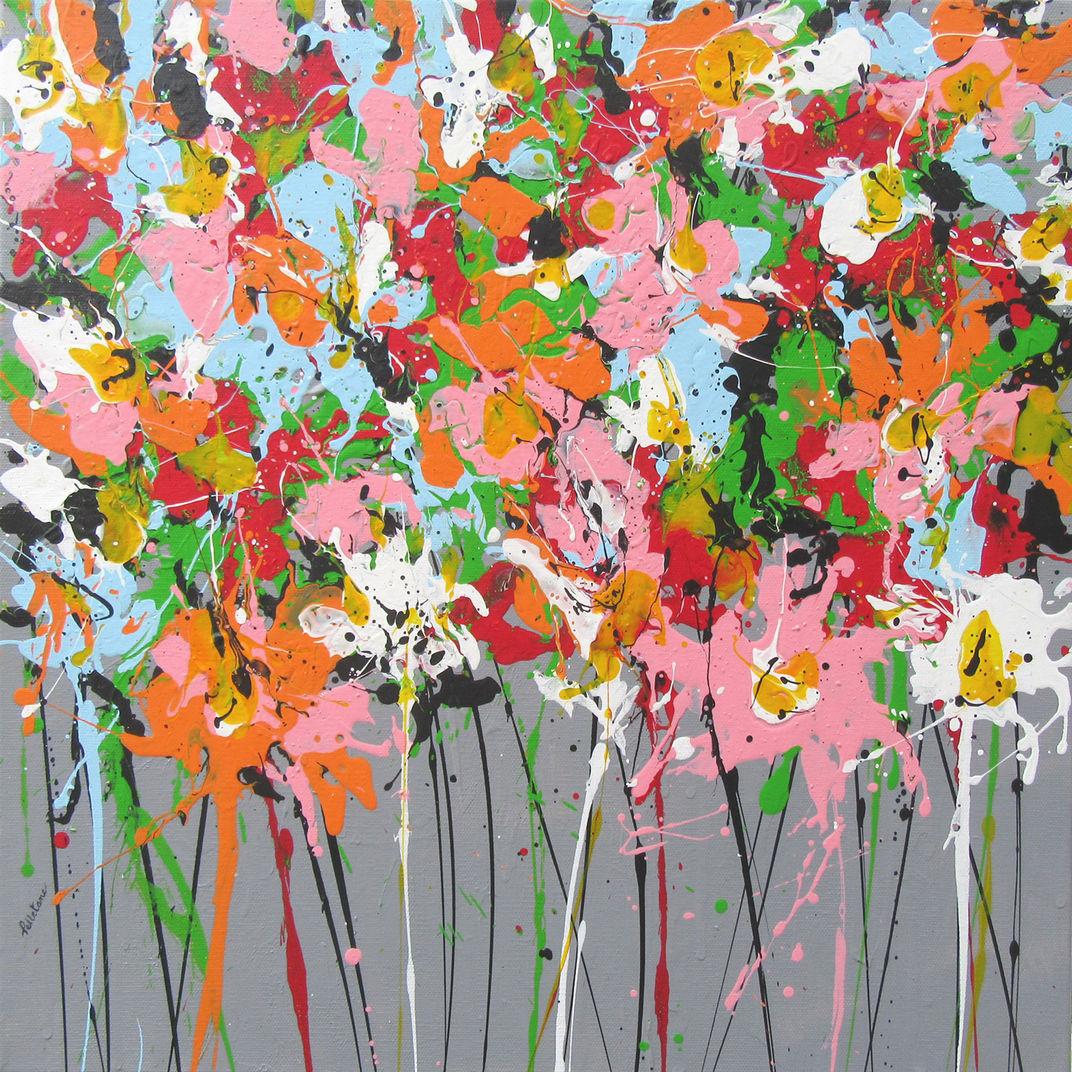 Pop Garden by Isabelle Pelletane