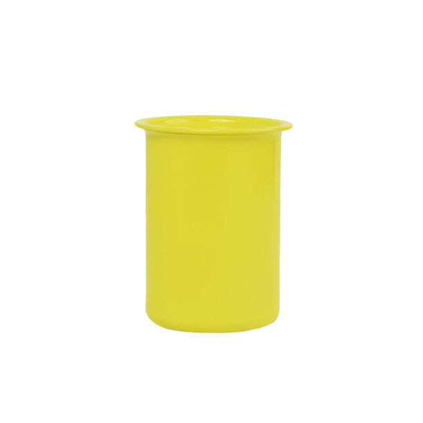 Ayasa Yellow Storage Jar - 0.75L by Tiipoi