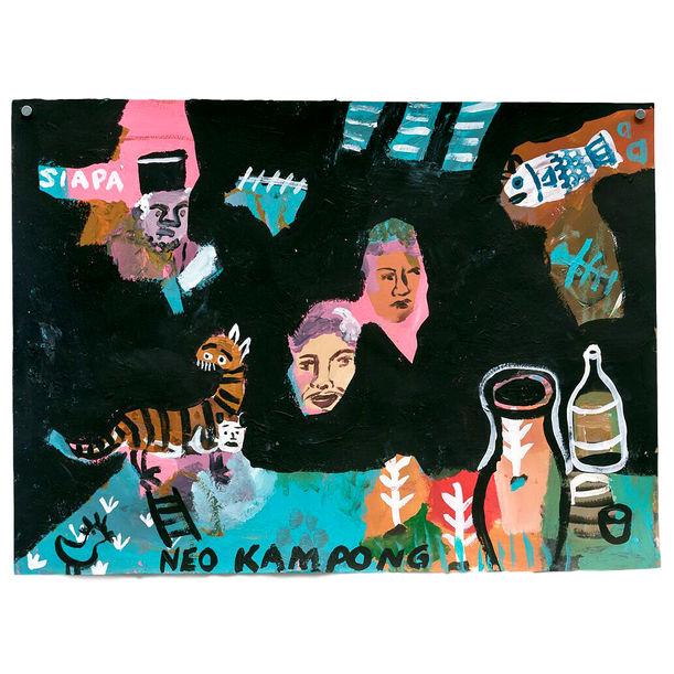 Neo Kampong by Izzad Radsali Shah