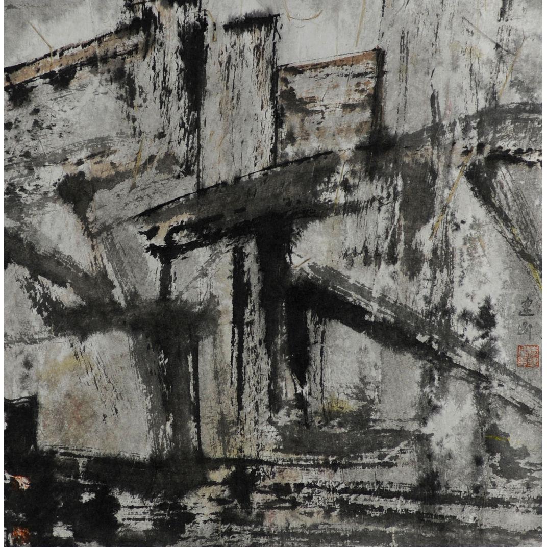 迷离 by Li Jian Gang