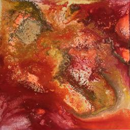 Fire Earth 2 by Kelvin Low