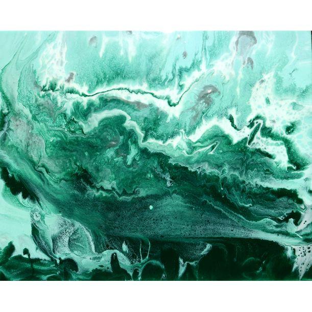 Green Vitriol by April Anne Vallejo