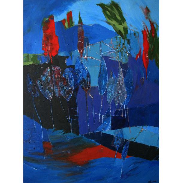 Rise by Effat Pourhasani