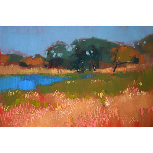 Rockville Lake 2 by Janine Barrera