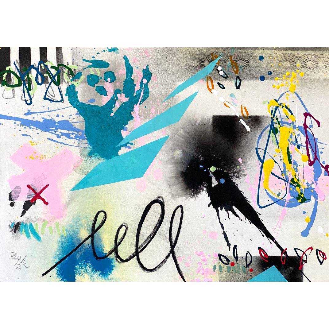 Dream XVI by Bea Garding Schubert