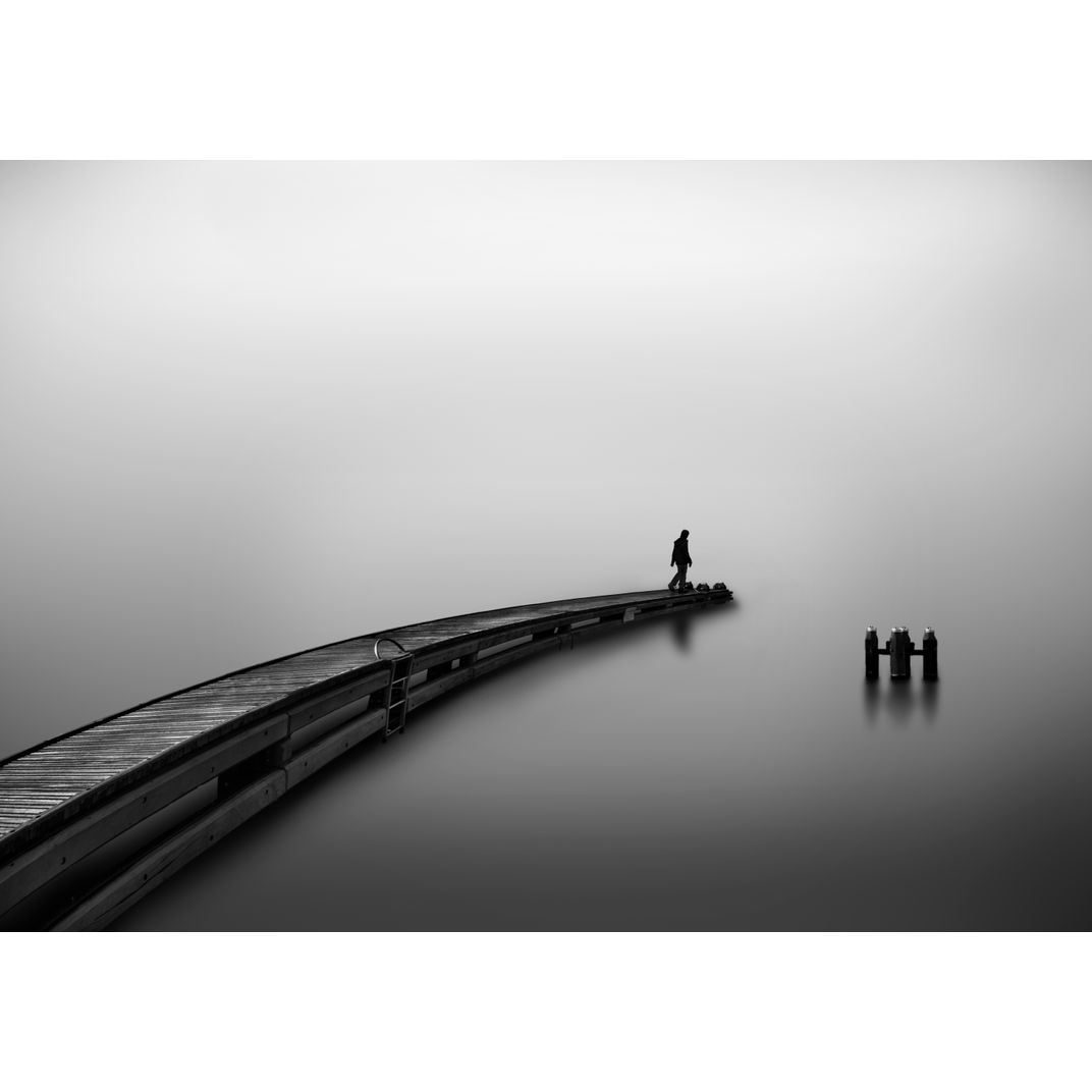End of the Road by George Digalakis