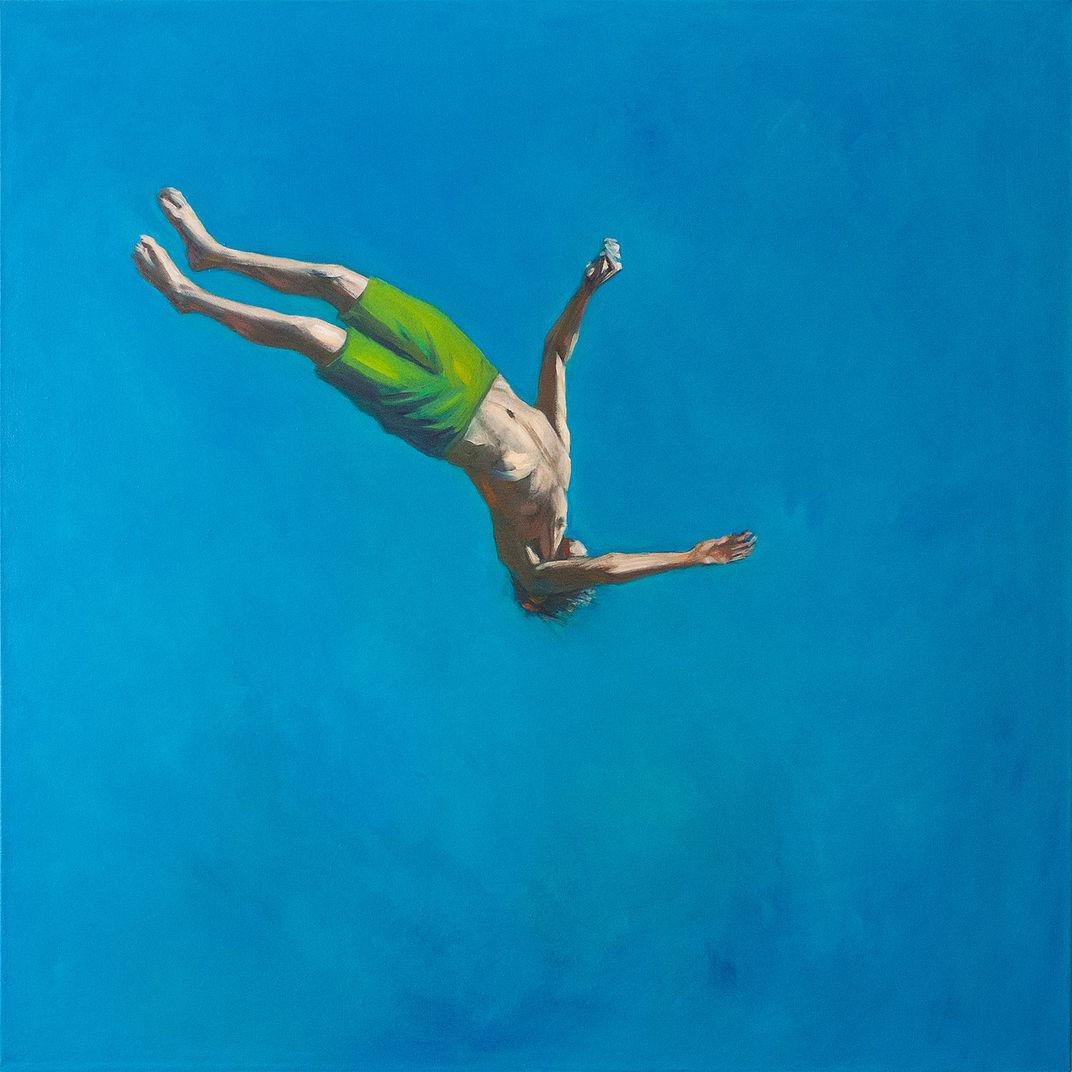 Upside Down! by Nata Zaikina