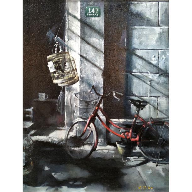 My Bike by XU XUE JING