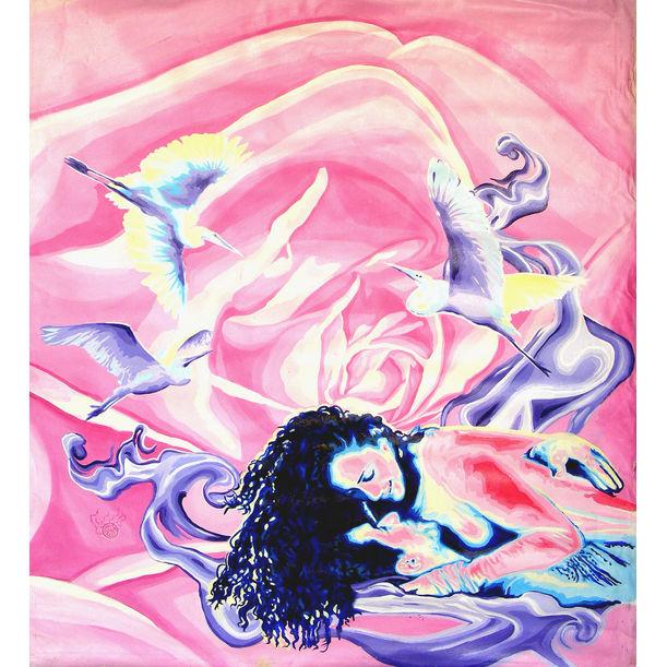 A Rose to Rise the Soul by Satadru Sovan Banduri