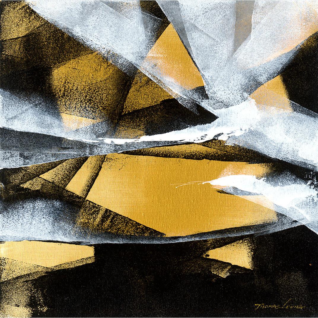 Abstract - Wave #5 by Thomas Leung