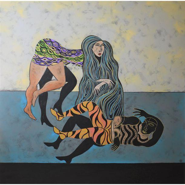 Femme temptation by Diana Rosa
