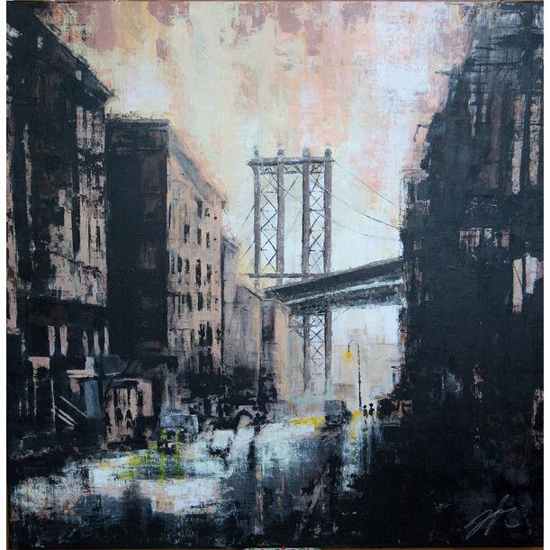 old Brooklyn by Tomoya