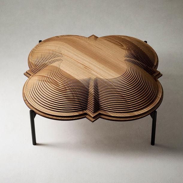 """ Dome collection "" coffee table 1 by Sebastiano Bottos"