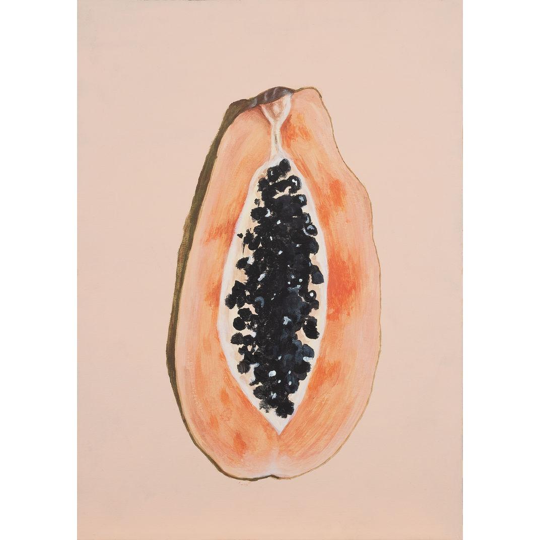 Papaya by Wiktoria Wojciechowska
