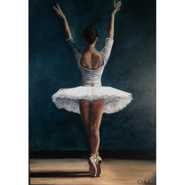 Ballerina by Kinga Sokol