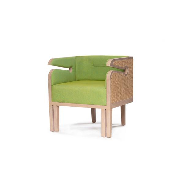 Nara Lounge Chair by Zonddi
