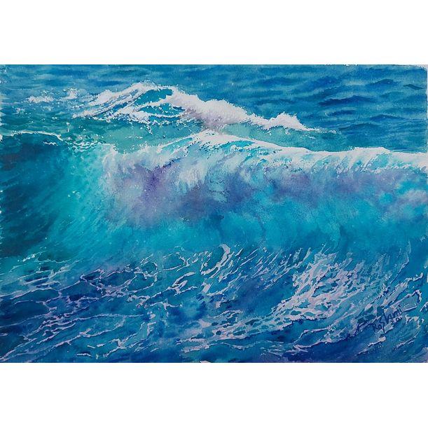 Waves by Rashmi Soni