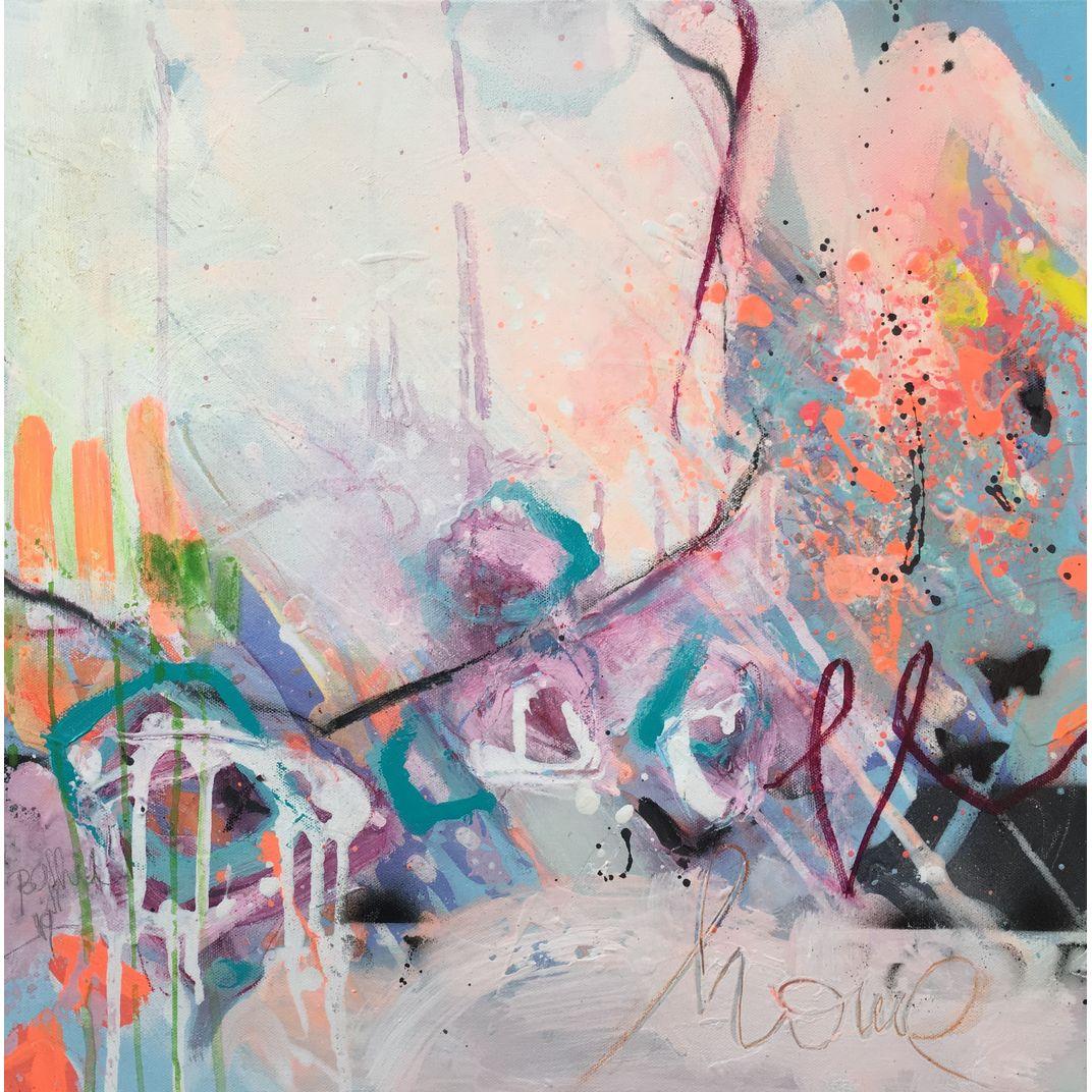 homesick II - inspired by Dua Lipa by Bea Garding Schubert