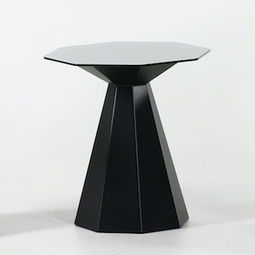 Phan collection - SIDE TABLE (Silver) by SSTEEL