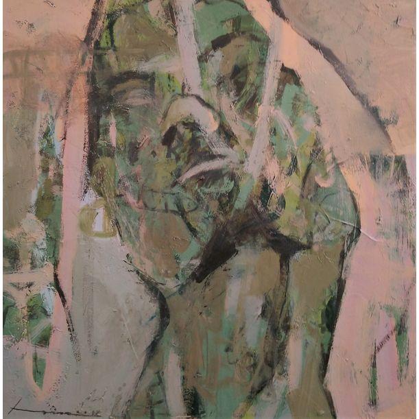 Portrait Series by Triana Nurmaria