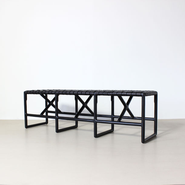 Montgomery Bench by Crump and Kwash