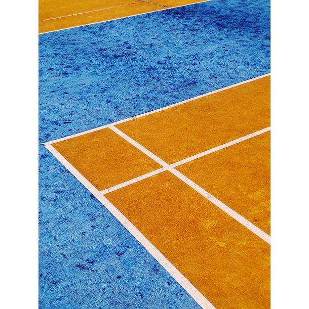 Colors & Line - 3 by Lau King