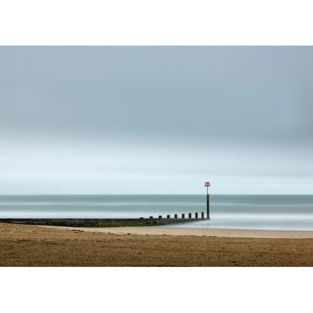 Bournemouth Beach by George Digalakis