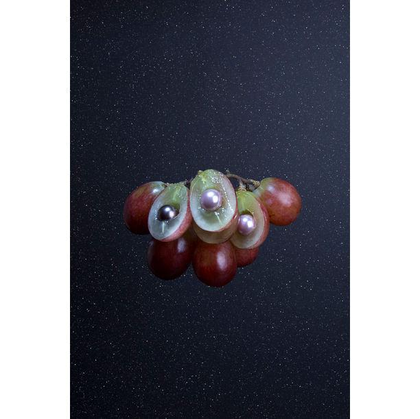 Forbidden Food - Grapes by Ana Straze