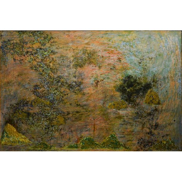 Heavenly Dryness by Tsang Chui Mei