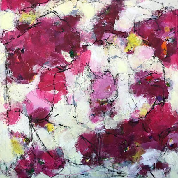 Promising A Rose Garden by Angela Dierks