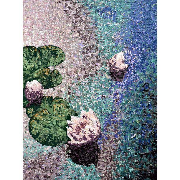 THE POND REFLECTION by Daniela Pasqualini