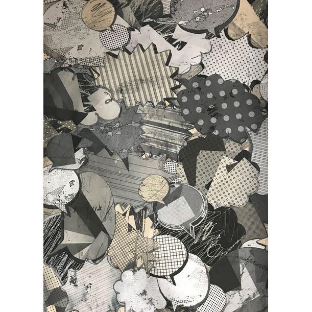 #soft #type by Akiko Kawabata (whiteapples1986)
