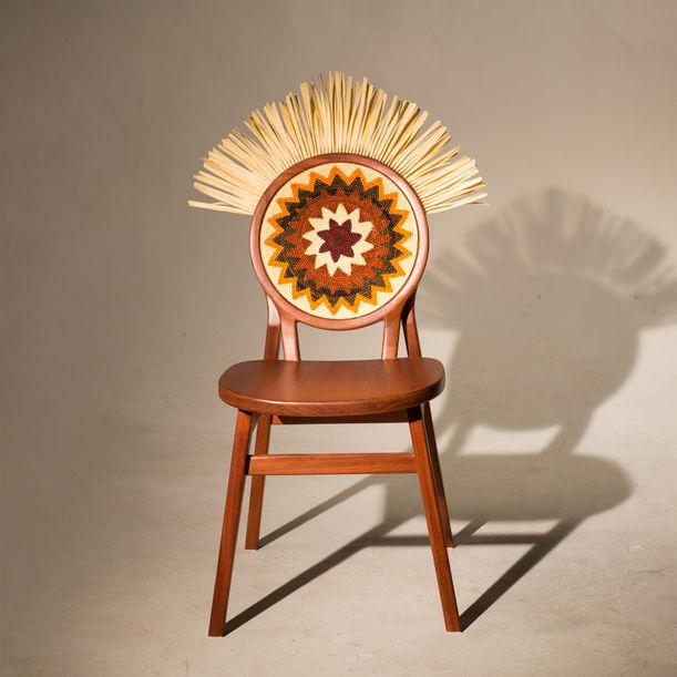 Cocar Chair by Yankatu - Design With Soul