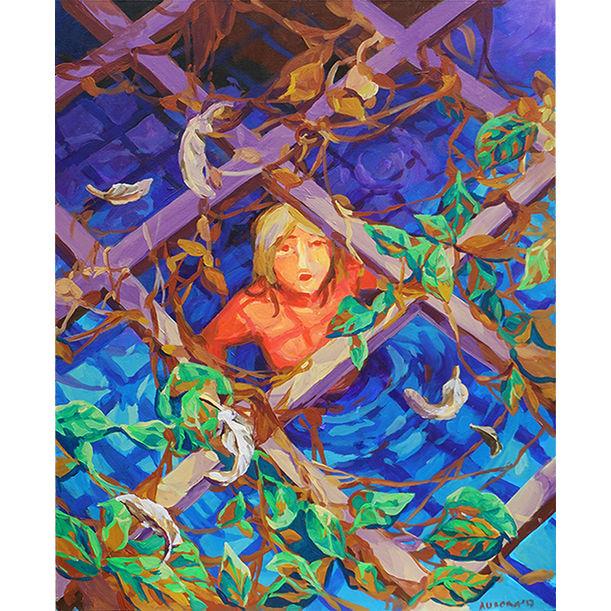 Looking Up by Aurora Santika
