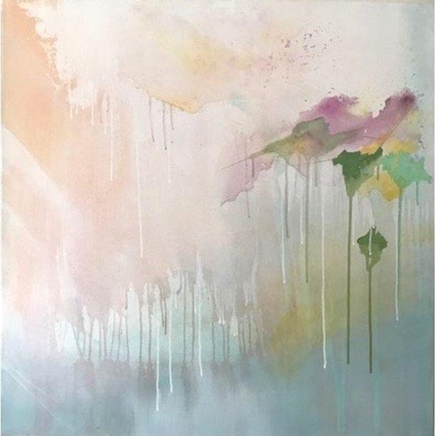 untitled (metal clouds-6) by Tarini Ahuja