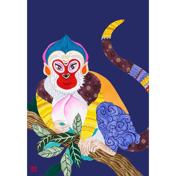 The Monkey by Chris Chun