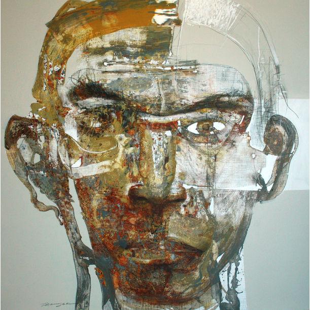 The Face No.2 by Jirasak Plabootong