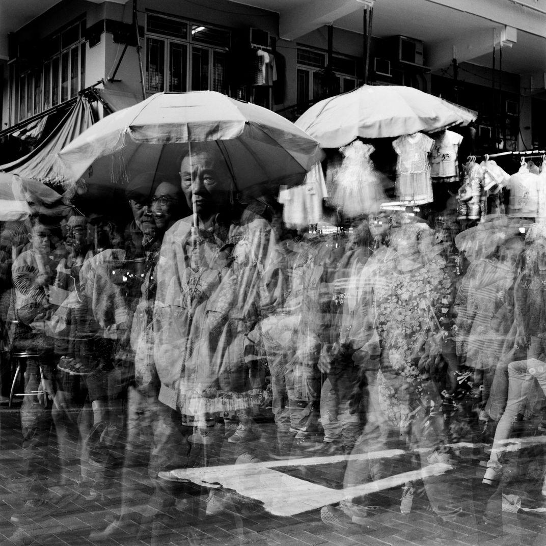 Frenetic City_51 by Zhou HanShun