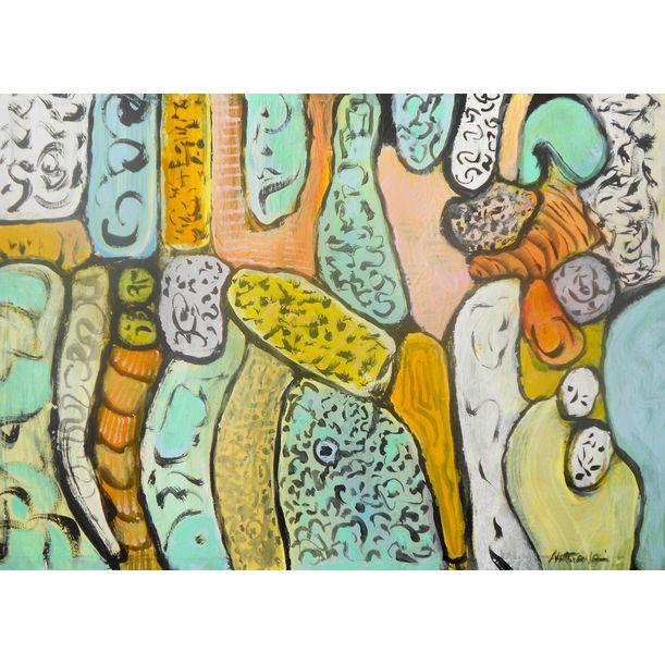 living pebbles by Nartana Thomas Holzweiler